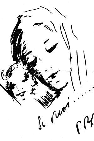 Disegno di Padre Raffaele