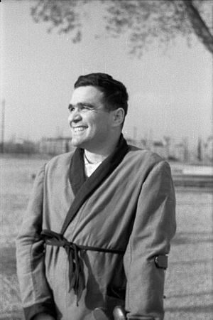 Lido di Venezia - Aprile 1954