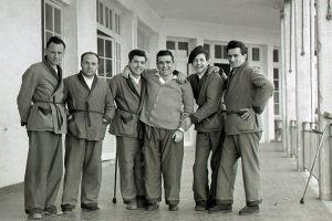 Lido di Venezia - Febbraio 1954